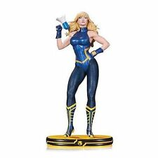 New DC Collectibles Cover Girls Black Canary Statue Figurine Out of Production