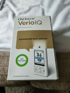 DIABETES MONITORING - VERIO IQ ONE TOUCH - NEW OLD STOCK (EXPIRED)