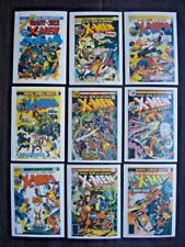 Comics Comics 1990s Collectable Trading Cards