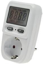 Energiemesser Stromzähler Strommesser Steckdose max3680W Energiekosten Messgerät