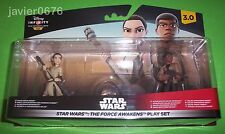 DISNEY INFINITY 3.0 PLAYSET STAR WARS THE FORCE AWAKENS NUEVO PRECINTADO