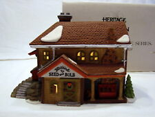 Dept 56 New England Village Series Bluebird Seed and Bulb 5642-1 Mint