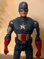 """6"""" Marvel Legends 2019 Endgame Thor BAF Captain America Loose ***100% Genuine***"""