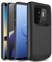 For Samsung Galaxy S20 S10 S9 Plus Note 9 Battery Charger Case Extend Power Bank
