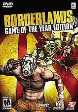 Borderlands: Game Of The Year Edition - Mac, New Mac, Mac OS X, Mac OS X Intel V