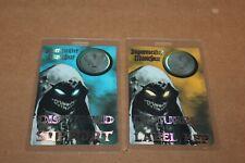 Disturbed - 2 x Laminated Backstage Pass  - Lot # 1  - FREE POSTAGE --