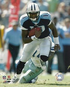Vince Young - Tennessee Titans - picture 8x10 photo  #1