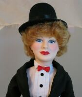 Vintage Effanbee Lucille Ball 1985 I Love Lucy Doll Box Hollywood Movie Star