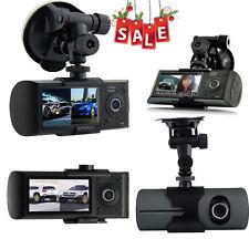 Full HD 1080P Car DVR Camera Video Recorder Dash Cam G-Sensor Dual Lens OOH