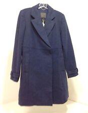 JOIE WOMEN'S LISELLE COAT COBALT SMALL NWT $798