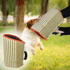 Strong Dog Bite Sleeve Tug with Arm Protection Dog Puppy Training Playing Toy