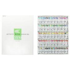 New Kusakabe transparent watercolors 90 colors set 5ml 2 Nos.