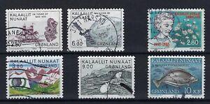 Greenland 1985 - Year nº 145/150 - Used