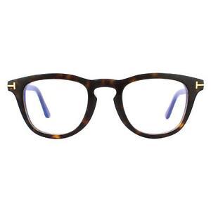 Tom Ford Glasses Frames FT5488-B 052 Havana Men Women