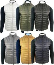 Debenhams Mens Body Warmer Gilet Outdoor Zip Up Work Vest Sleeveless Jacket
