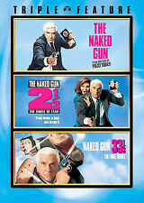 The Naked Gun Triple Feature (DVD) w/slipcover
