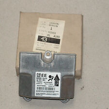 Airbag ECU Vauxhall Astra H Saloon Part Number 13251081 Genuine Part
