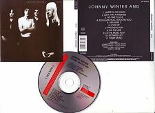 """Johnny WINTER """"And"""" (CD) 1970"""