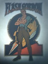 Vintage Iron On Heat Transfer Flash Gordon 1979 Comic Book Retro Super Hero RARE