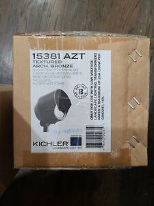 Kitcheler landscape lighting textured arch bronze 15381AZT.  1light 75W
