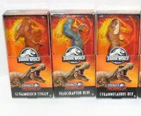 Jurassic World Dino Rivals 6 Inch Dinosaurs Velociraptor T Rex Stiggy