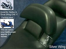 Honda Reflex Silver Wing silverwing Drivers Driver Backrest  back rest seat New