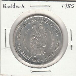 Baddeck, NS 1985 Commemorative Dollar