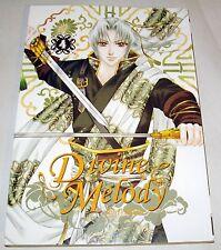 Divine Melody Vol 4 Manga/Manwha by I-Huan in English