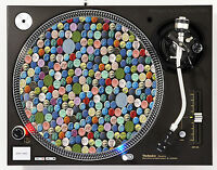 DJ Industries Devil Inside DJ slipmat