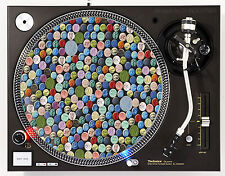 DISCO BISCUITS - DJ SLIPMAT 1200's or any turntable, LP record player