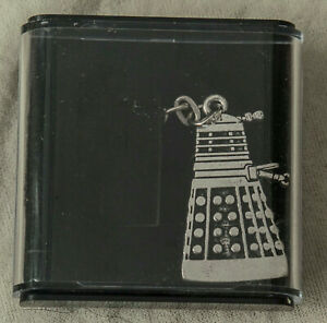 DOCTOR WHO - DALEK KEY RING ( BOXED ) NEW