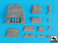 Black Dog 1/35 Marder III Accessories Set with Canvas for Dragon kit