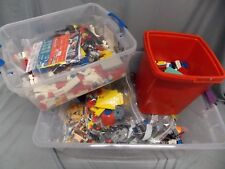 VINTAGE 80's/90's/00'S LEGO & MEGA BLOKS HUGE MIXED LOT 25+LBS