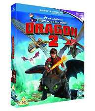 How To Train Your Dragon 2 (With Ultraviolet) - Blu-ray