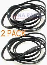 2 Pack - W10136934 Dryer Belt for Whirlpool Maytag also for Ap4371042 Ps2347849