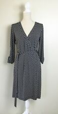 Calvin Klein Wrap Dress Size 10