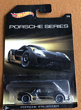 �Hot Wheels Porsche 918 Spyder #2/8 Porsche Series � Ccami