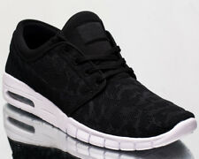 buy popular adcfe 712d5 Men s Nike Stefan Janoski Max Shoes Size 9 Black White 631303 022