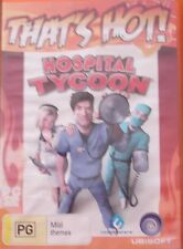 Hospital Tycoon PC CD ROM Game
