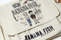 Anime BANANA FISH Ash Okumura Eiji Unisex Satchel Fashion Crossbody Shoulder Bag