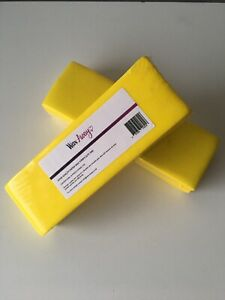 WAXING STRIPS *HONEYCOMB* PREMIUM QUALITY EXTRA GRIP - BETTER THAN NORMAL STRIPS