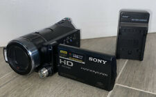 Sony Handycam Full HD 1080 10.2 Mega Pixels No. HDR-CX12 Charger And Battery