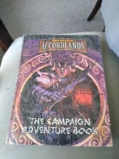 Warlords Of The Accordlands The Campaign Adventure Book
