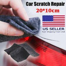 Car Scratch Eraser Remover Magic Polish Nano Cloth Paint Scuffs Surface Repair