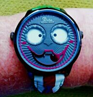 Mens Clown Joker Dita Watch Luxury Genuine Dita Supplier Black Face Cool looking