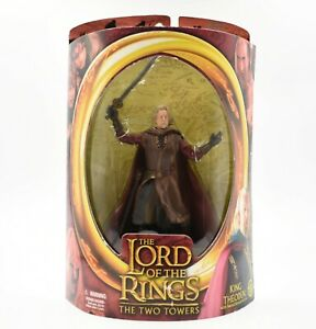 The Lord of the Rings The Two Towers - King Theoden Action Figure