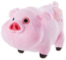 "Gravity Falls Waddles 6"" Plush Toy Pink Pig Stuffed Animal Doll"