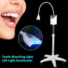 Dental Mobile Teeth Whitening Machine Led Light Bleaching Accelerator Lamp Equip
