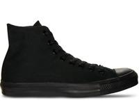 Converse Unisex Chuck Taylor All Star Hi Top Sneaker, BLACK MONO