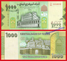 YEMEN ARAB REPUBLIC 1000 Rials 2017 (2018) Pick NEW  UNC
